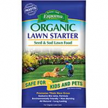 Espoma Company - Organic Lawn Starter Seed And Sod Lawn Food-36 Pound