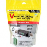 Woodstream Victor Rodent - Refill For Mouse Bait Station - 10 Count