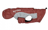 BayDog - Glacier Bay Coat- Red - X Small