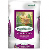 Global Harvest Foods  - Morning Song Year - Round Wild Bird Food - 40 Pound