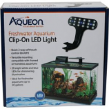 Aqueon Products - Glass - Aqueon Led Clip - On Freshwater Fixture
