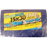 Dewitt Company - Super Blue Tarp (2.3Oz)-Blue-15X30