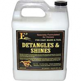 Elite Pharmaceuticals  - Detangles And Shine - White - Gallon