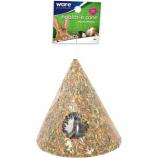 Ware Mfg - Critter Ware Health-E-Cone W Hay - Natural