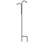 Hookery - Top Crane Hook - Black - 106 In / Double