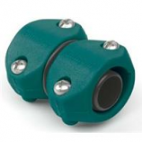 FiskarBrand- Watering - Hose Mender-Green-5/8-3/4 Inch