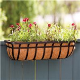 Panacea  - Window Planter-Black-36 Inch