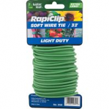 Luster Leaf - Soft Wire Tie - Green - 32 Ft