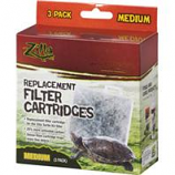 Zilla - Replacement Filter Cartridges-Medium/3Pack