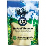 Silver Lining Herbs - 13 Herbal Wormer - 4 Oz