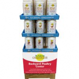 St Gabriel - Poultry - Chicken Coop Care Assortment Display - 27 Pc