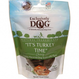 Exclusively Pet - It'S Turkey Time Chewy Treats - Turkey - 7 Oz