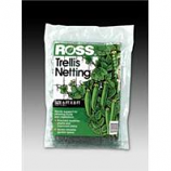 Easy Gardener - Ross Trellis Netting-Black-6X8 Foot
