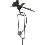 Esschert Design Usa - Metal Bird Swing Stake