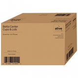 Elive - Betta Fixture Cups - 100 Pack