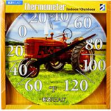Headwind Consumer - Ezread Dial Thermometer Red Tractor-Red Tractor-12.5 Inch