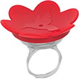 Songbird Essentials - Backyard Essentials Hummer Ring - Red