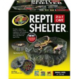 Zoo Med - Repti Shelter 3-In-1 Cave - Small