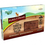 Emerald Pet Products  - Purely Prime Bacon Strips - Turkey&Chicken - 2.25Oz