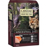Canidae - Pure - Canidae Pure Ancestral Raw Coated Cat Dry Food - Multi-Protein - 5 Lb