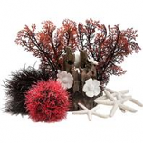 Oase - Aquatics - Biorb Easy Decor Kit-Red Forest-15Liter