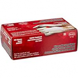 Boss Manufacturing -Disposable 3 Mil Powdered Latex Glove-White-Xl 100Ct