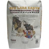 Absorbent Products - Red Lake Diatomaceous Earth With Calcium Bentonite - 40 Pound