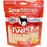 Petmatrix - Smartbones Smart Twist Sticks-Chicken-50 Pk