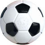 Planet Dog - Usa Soccer Ball Orbee Tuff Dog Toy - White - 5 Inch