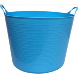 Tuff Stuff Products - Flex Tub - Sky Blue - 4.2 Gallon