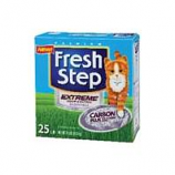 Clorox Petcare Products - Fresh Step Extreme Control Clumping Cat Litter - Scented - 25 Pound