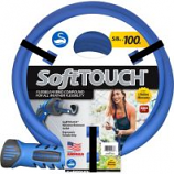 Swan - Swan Softtouch Hose - Blue - 5/8In X 100Ft