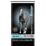 Manna Pro-Max-E-Glo Rice - Renew Gold Senior Pelleted Rice Bran - Tan - 30 Lb