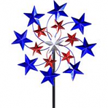 Exhart - Star Spangled Spinner Garden Stakes