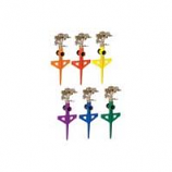 Dramm Corporation-Colorstorm Stake Impulse Sprinkler-Assorted