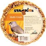 Heath Mfg - Stack M Seed Cake - Multi - Grain - 7 Oz
