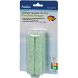 Aqueon Products Supplies - Aqueon Specialty Filter Pad - Phosphate Remover - Green - 30 / 50