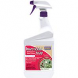 Bonide Products  - Insecticidal Soap Multi-Purpose Ready To Use--1 Quart