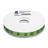 Top Performance - Flowers 50-Yard Printed Ribbon Rolls