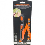Sharpal - Metalkutter Multipurpose Sharpening Tool - Black/Orange