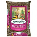 Global Harvest Foods  - Morning Song Nut And Fruit Wild Bird Food - 7 Pound