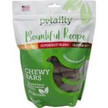 Tevra Brands - Petality Bountiful Recipe Chewy Bars - Chicken - 24 Oz