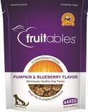 Manna Pro - Fruitables Baked Dog Treats - Pumpkin/Blueber - 7Oz