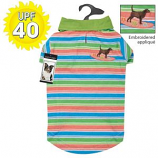 Casual Canine - Hawaiian Breeze Polo - XXSmall