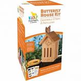 Audubon/Woodlink - Butterfly House Diy Craft Kit - Natural