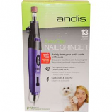 Andis Company - Andis Nail Grinder 2 Speed - Purple - 2 Speed