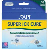 Aquarium Pharmaceuticals -  Super Ick Cure Powder - 10 Pack