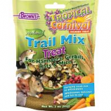 F.M. Browns - Pet - Tropical Carnival Natural Trail Mix Hamster Treat - 3 Oz