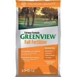 Greenview - Greenview Fairway Formula Fall Fertlizer 30-0-12 - 10000 Sq Ft