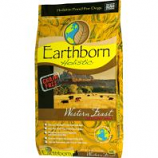 Earthborn - Earthborn Western Feast Dog Food - Beef - 14 Lb